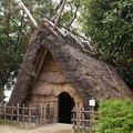 写真: 竪穴式住居(角型)_01