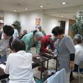 囲碁将棋大会 受付風景_02