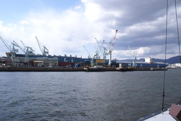 神戸港めぐり_12 三菱重工業 MOL4