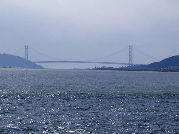 神戸港めぐり_明石大橋