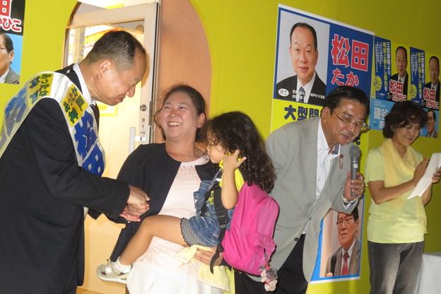 神戸市議補選 中央区候補