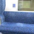 阪神電車の座席