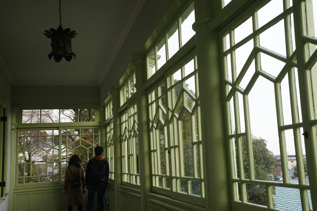 萌黄の館 窓際の眺め_01