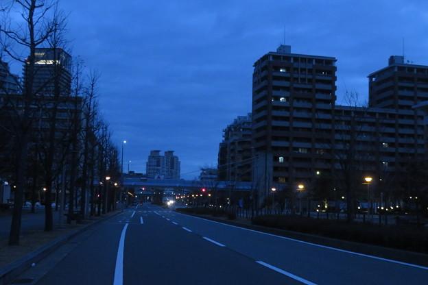HAT神戸 連なる街灯_02