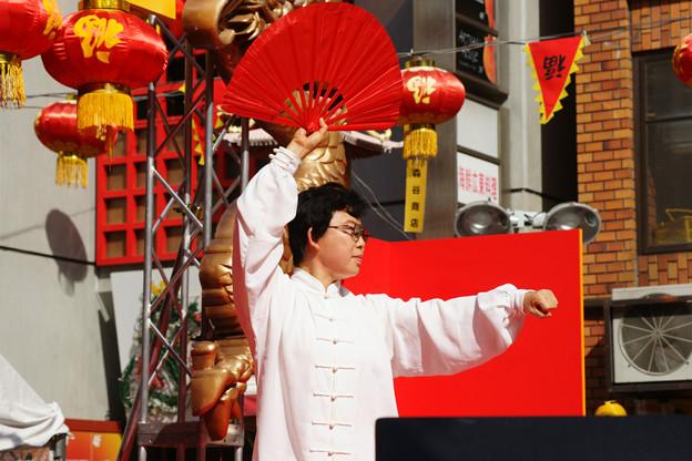 春節祭 太極拳の舞_09