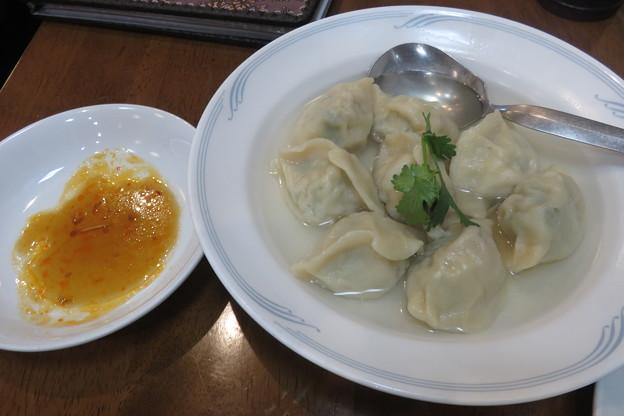 中華料理 昌園 水餃子