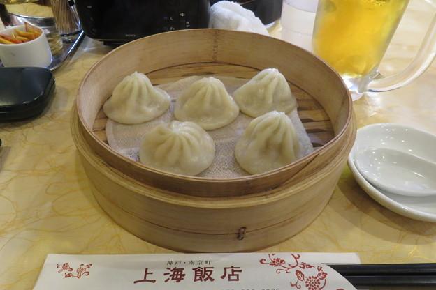 中華料理 上海飯店 小籠包