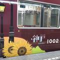 写真: 阪急電車 ラッピング電車_02