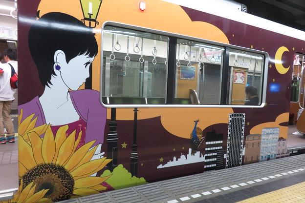阪急電車 ラッピング電車_03