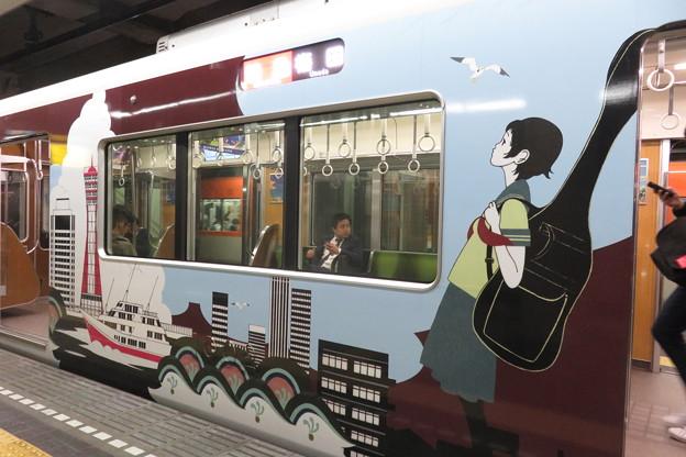 阪急電車 ラッピング電車_04