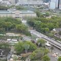 写真: 通天閣 4Fからの展望 大阪市立美術館