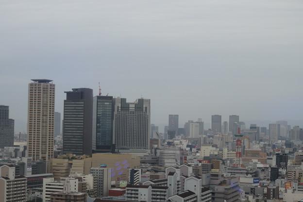 通天閣 4Fからの展望 スイスホテル南海大阪