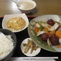 写真: 中華双えん 日替わり定食
