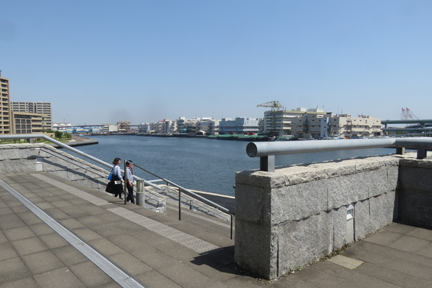Photos: 県立美術館 海のデッキ_01