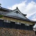 Photos: 備中松山城 天守横から