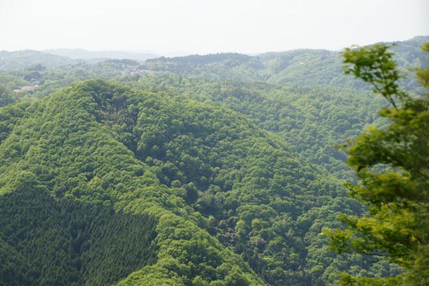 備中松山城 二重櫓からの眺め_02