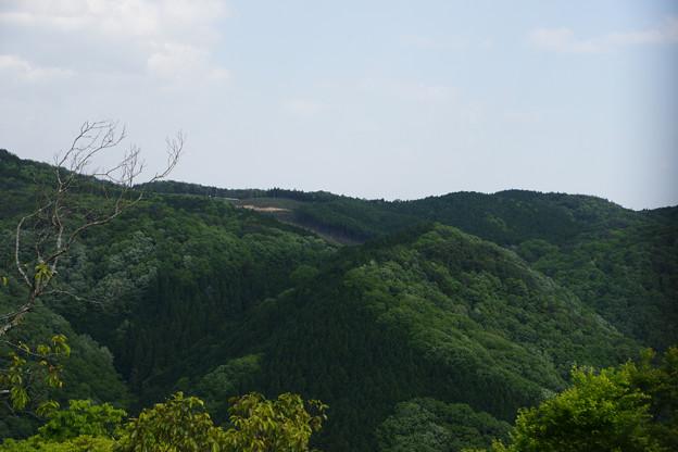 備中松山城 二重櫓からの眺め_03