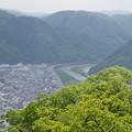 Photos: 備中松山城 城下の眺め_02