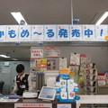 写真: かもめ~る宣伝_01