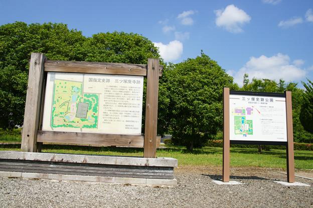 写真: 三ツ塚廃寺跡_01