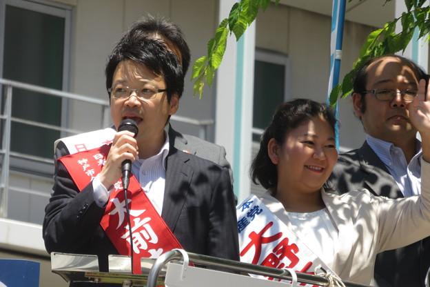 大前まさひろ神戸市議の訴え