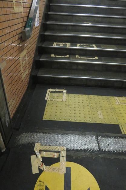 花隈駅バリアフリー化 地下通路_02