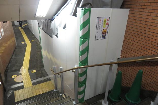 花隈駅バリアフリー 地下通路_05
