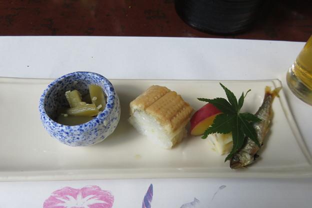 貴船茶屋 季節の前菜