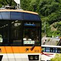 Photos: 叡山電鉄 貴船口駅にて_02