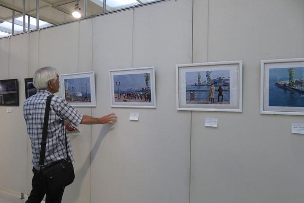 平和美術展 写真の交流会_02