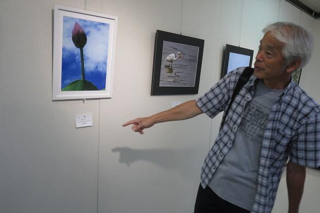 平和美術展 写真の交流会_07