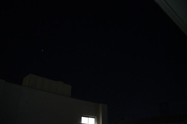火星と土星