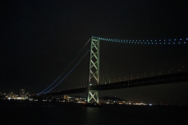 阪九フェリー 明石大橋を通過_01