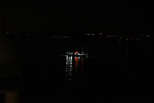 阪九フェリー 瀬戸内夜の海