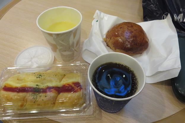 阪九フェリー 朝食パン