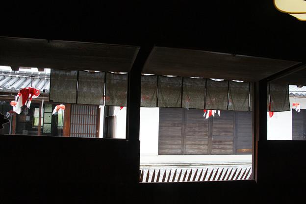 柳井 国森家住宅 住宅内