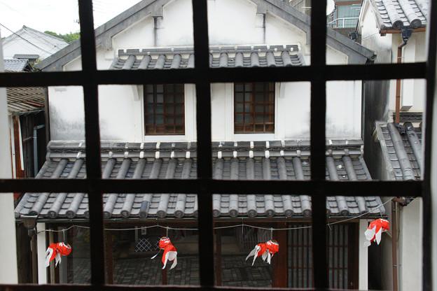 柳井 国森家住宅からの眺め_01