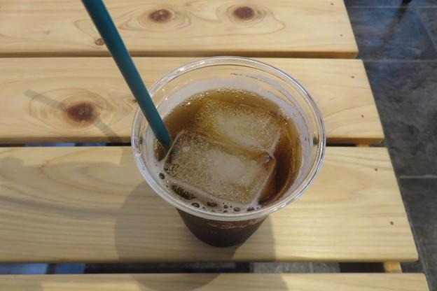 アイスコーヒーソーダ