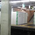 写真: 花隈駅 上りホームの工事_04