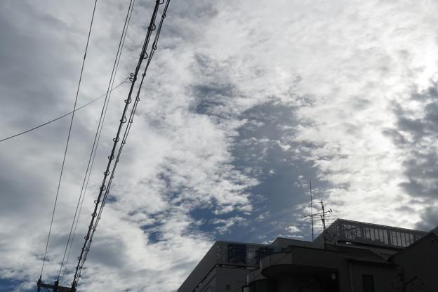台風前の空_01