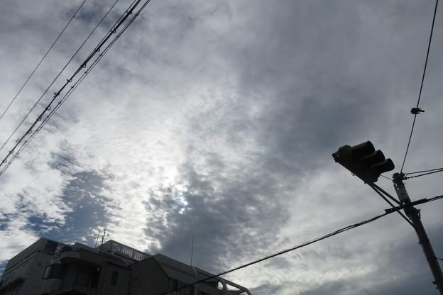 台風前の空_02