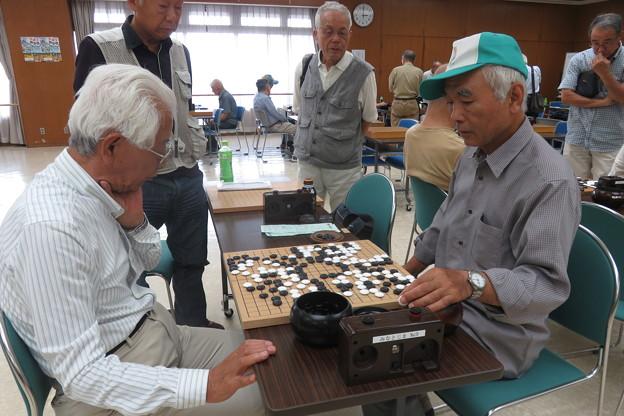 囲碁B級 対局_04