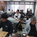写真: 県大会 囲碁対局始まる_02