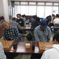写真: 県大会 将棋対局始まる_02