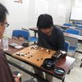 写真: 県大会 囲碁A級準決勝_01