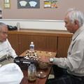 写真: 県大会 囲碁B級3位決定戦