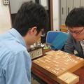 写真: 県大会 将棋A級決勝