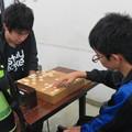 写真: 県大会 将棋A級3位決定戦