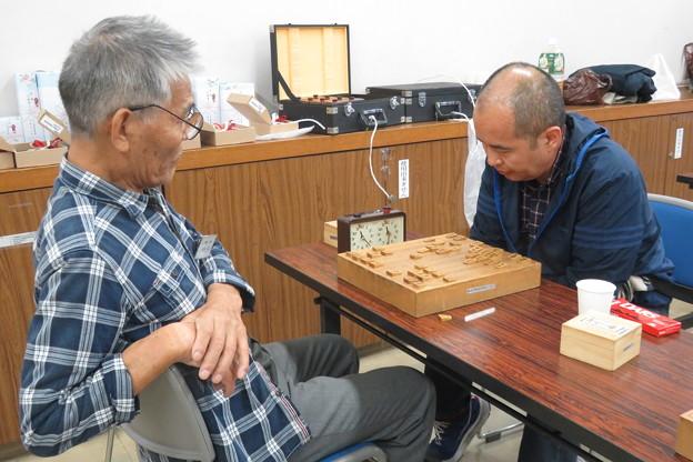 県大会 将棋B級決勝戦