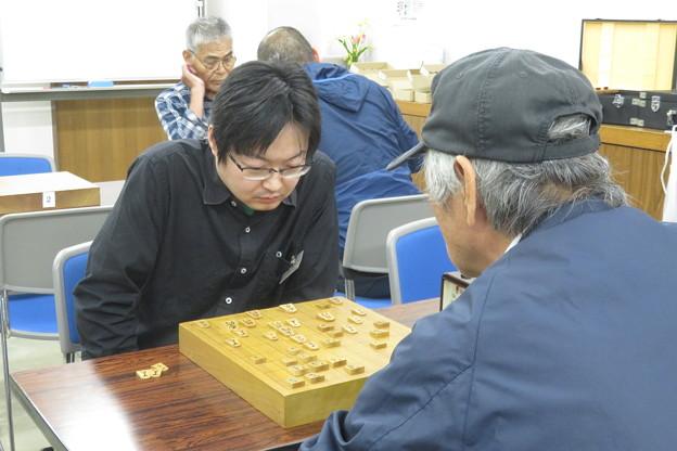 県大会 将棋B級3位決定戦